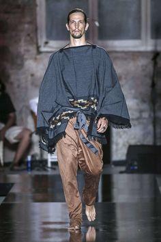 Amoramargo - Spring-Summer 2018 Barcelona Menswear