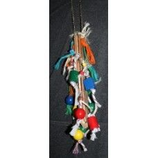 Bird Toys - #61 Medium Mega-Boredom Buster Boredom Busters, Bird Toys, Pet Toys, Wind Chimes, Birds, Medium, Pets, Animals, Accessories