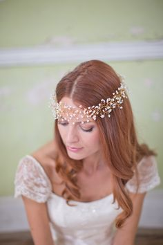 Hermione Harbutt Bridal Accessories Collection 2014