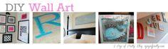 31 Days of…DIY Wall Art Ideas!