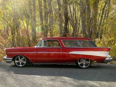 57 chevy nomad pictures | 57 Nomad | Cars I love