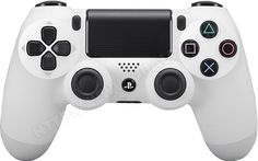 Manette PS4 SONY Dual Shock Blanche #PS4 #White #Dualshock