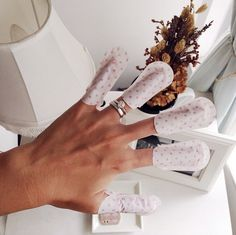 Nail Masks Are The Latest In At-Home Pampering   StyleCaster