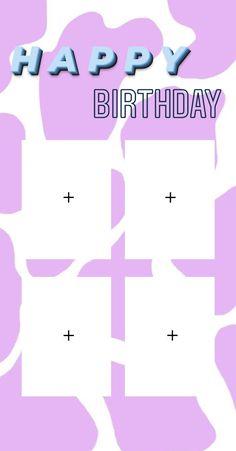 Birthday Captions Instagram, Birthday Post Instagram, Good Instagram Captions, Book Instagram, Photo Instagram, Instagram Quotes, Happy Birthday Posters, Happy Birthday Wishes Quotes, Happy Birthday Pictures