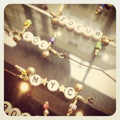 Bijoux chez Soeur Rue Bonaparte Paris, Boutiques, Charmed, Bracelets, Diy, Jewelry, Daughters, Jewels, Boutique Stores