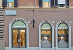 Tiffany & Co. officially launched Rome store. #tiffanyandco #rome #thelocationgroup #shopopening #storeopening #elocations