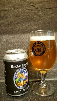 The Pilot Brewery Revolver Calypso. Watch the video beer review here www.youtube.com/realaleguide   #CraftBeer #RealAle #Ale #Beer #BeerPorn #ThePilotBrewery #PilotBrewery #RevolverCalypso #BritishCraftBeer #BritishBeer