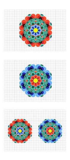 Korean Traditional Pattern design