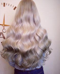 Ashy Beige Hair