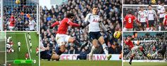 Tottenham 0-0 Manchester United: Red Devils Oo Ku Kuftay Spurs