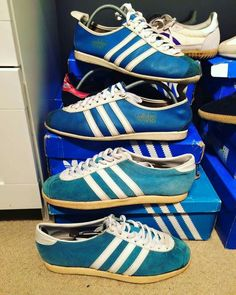 c6fe38eea1ef0b RARE birds - West German Tokio and Athen Shoe Manufacturers