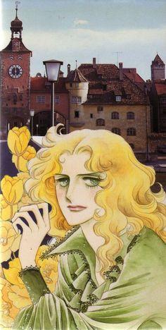 """Cover of """"The Window of Orpheus"""" ;            """"Das fenster von Orpheus"""";   """"オルフェウスの窓"""" Orpheus no Mado"""