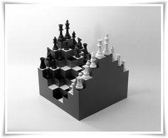 Colloquio in bianco e nero 1