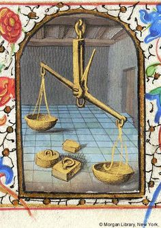 Libra | Book of Hours | France, Loire | ca. 1475 | The Morgan Library & Museum