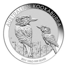 Add this 2017 1 oz Silver Australian Kookaburra Coin Perth Mint to your silver collection! Order from Bullion Exchanges. Silver Coins For Sale, Gold And Silver Coins, Silver Bars, Free Silver, Bullion Coins, Silver Bullion, Coin Auctions, Coin Store, Australian Birds