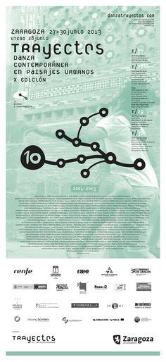 Material gráfico Trayectos 2013. Diseño: Miguel Iguacen. Map, Urban Landscape, Zaragoza, Scenery, Location Map, Maps