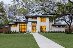 Williamstown - contemporary - Exterior - Dallas - John Lively & Associates