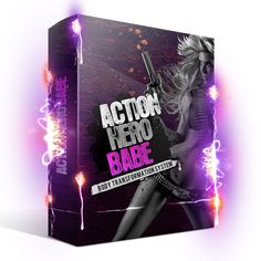 Action Hero Babe workout