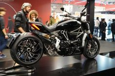 this Ducati Open Two Stand in GIIAS 2016 by future cars