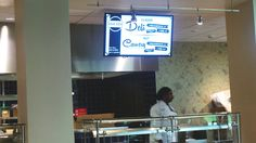 East Deli, Campus Center East Addition: Check out our new deli for hand carved offerings each day, freshly made kettle chips, local, New York pickles, and more! #UAlbany #Deli #518