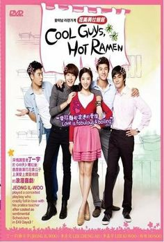 Cool Guys Hot Ramen / Flower Boy Ramyun Shop Tv Drama Dvd NTSC All Region (Korean Audio with Good English Subtitle) 4 Dvd Boxset DVD ~ Lee Ki Woo & Lee Chung Ah Jung Il Woo, http://www.amazon.com/dp/B008LQE664/ref=cm_sw_r_pi_dp_.8OKsb06PA7CH