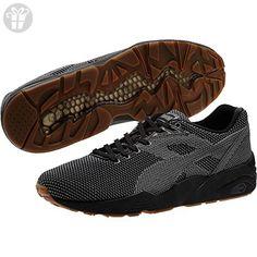promo code 565d4 42971 Puma Mens R698 Knit Mesh V2 Shoes, Black, Size 8 (Amazon Partner-Link)