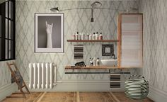 Hey, I´m here with new recolor set I named Maison Blanche Bathroom. I was inspired by Nordic day design. Meshes by ATS, Nanu, MIRA, billyjean, kativip, Maron, phoenix phaerie, Alban, PaisleyAvenue and...