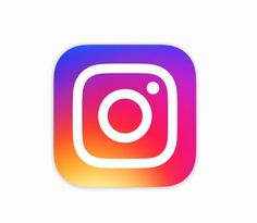 Inspiration for any client. Love the way they combined graphics and real video to show progress in making the new design. Instagram Design, Logo Do Instagram, Facebook And Instagram Logo, Logo Facebook, More Instagram Followers, Logo Ig, App Logo, Background Images For Editing, Black Background Images