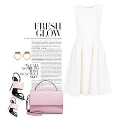 """""""Untitled #260"""" by myriamsarah on Polyvore featuring ADAM, WithChic and Giuseppe Zanotti"""
