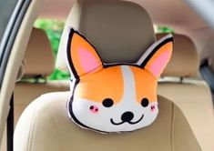 14 Cutest Corgi Gifts for Corgi Lovers Dog Lover Gifts, Dog Lovers, Black Corgi, Corgi Gifts, Ways To Wake Up, Cute Corgi, Puppy Face, Love Car, Back Pillow