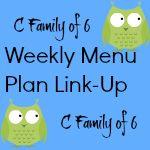 Weekly Menu Plan Monday and Linkup 6/15-6/21/2015