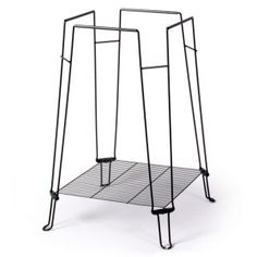 Prevue Pet Products Clean Life Bird Cage Stand   Stands   PetSmart  !! size 18x18 for the chosen cage.  $69.99 ...Spray paint white to perfection!
