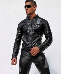 "sqwhirlly: "" Nice Leathers """