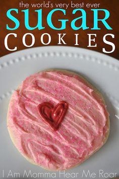 I Am Momma - Hear Me Roar: The World's Best Sugar Cookies