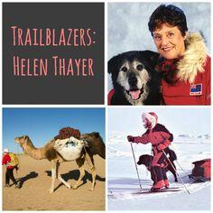 Trailblazers: Helen Thayer // Alpine Lily