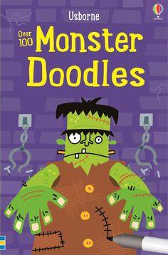Usborne Over 100 Monster Doodles - http://usborneonline.ca/thebookgirls/catalogue/catalogue.aspx?cat=1&area=AB&subcat=Abdp&id=10005