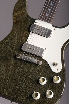 RS Guitar Works EW 59 Green Fox