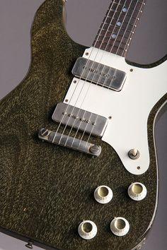RS Guitar Works EW 59 Green Fox