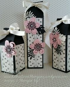 Stampin Friends Black, White and Whatever You Want Hop   Kathie Loves Stamping