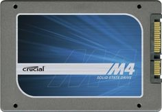 Crucial m4 128GB 2.5-Inch (9.5mm) Solid State Drive with Easy Desktop Install Kit CT128M4SSD2BAA by Crucial. $122.99. The award-winning Crucial m4 SSD utilizes cutting-edge technology to deliver powerful performance for SATA 6Gb/s systems. Designed to dramatically increase a system's performance, the Crucial m4 SSD offers faster application loading times, faster boot times, and increased durability compared to a traditional hard drive. Since it's built with advanced control...