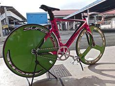 Anchor Girl's Keirin Bike (by kinkicycle.com)