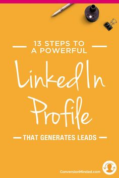 If your business relies on LinkedIn, this guide is for you! It includes 13 tips… Linkedin Summary, Linkedin Help, Digital Marketing Strategy, Social Media Marketing, Content Marketing, Marketing Strategies, Affiliate Marketing, Social Media Cheat Sheet, Socialism