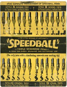 Get on the Speedball - Print Magazine
