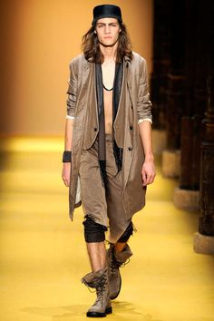 20 Bohemian Menswear Styles