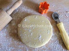 pasta frolla per fare dessert da pasticceria