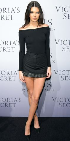 Kendall Jenner's Best Fashion Week Looks - September 10, 2014 from #InStyle