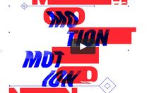 We created music and sound effects for the trailer of the Motion Motion Festival. Musique originale, sound design et mixage du trailer de la seconde édition… Text Animation, Animation Reference, Festivals, Weird Text, Creative Video, Expressions, Sound Design, Sound Effects, Graphic Design Inspiration