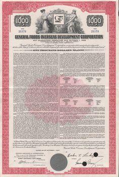 Tesla Stock Certificate - Popular Century