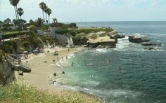 La Jolla- I lived in San Diego for 3 years. My friend had a house across the street for the beach. Fun times!