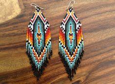 Boucles d'oreilles esprit calme-sur mesure par wildmintjewelry